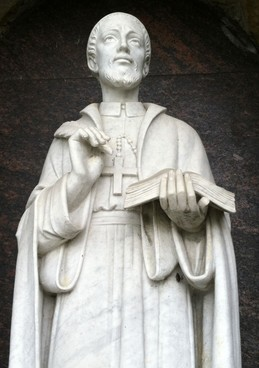 St Alphonsus Shrine Closeup